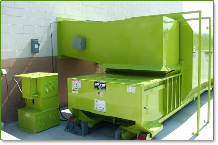 How Does A Trash Compactor Work 28+ [ how does a commercial trash compactor work ] | kenbay